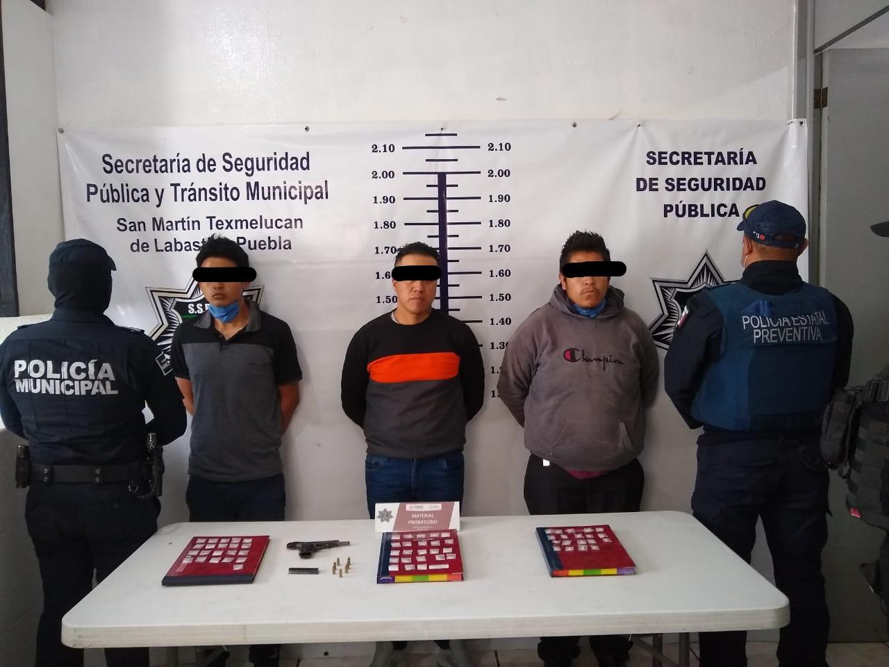 La mitad de los reportes que atiende la policía en Texmelucan son falsos