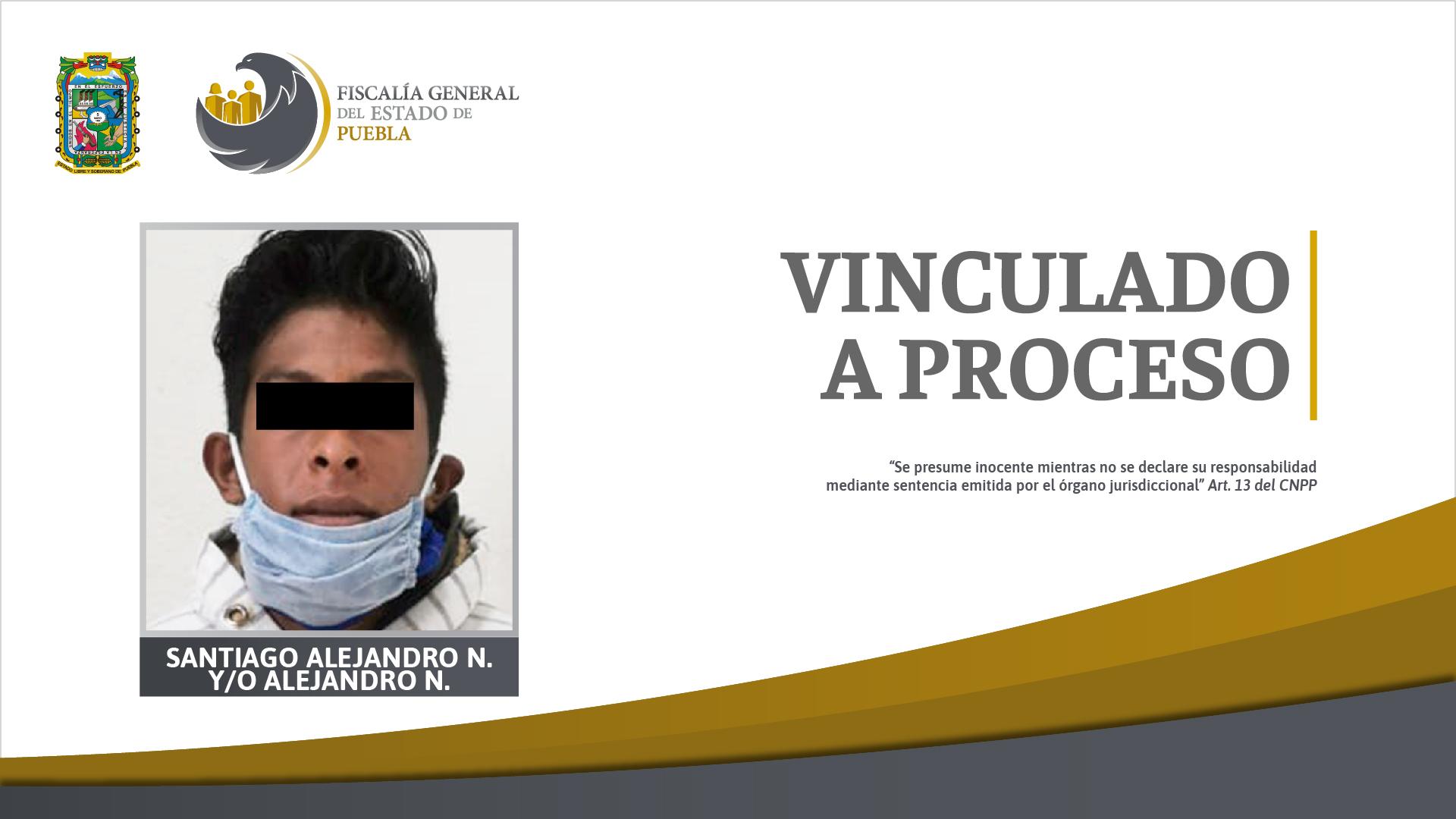 Alejandro violó a menor de edad en autohotel en Puebla