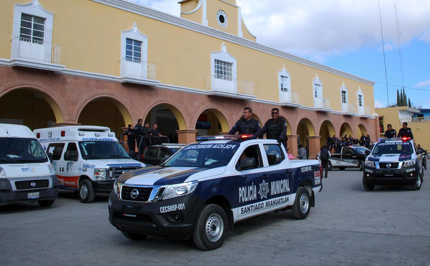 Estado y fuerzas federales reforzarán a Santiago Miahuatlán