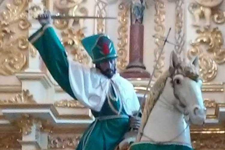 La región Mixteca se viste de fiesta para celebrar a Santiago Apóstol