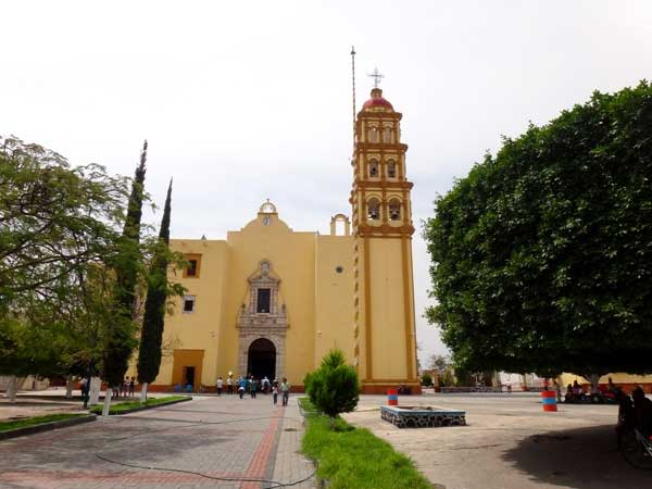 Festejos a Santo Domingo en Izúcar, solo en redes sociales