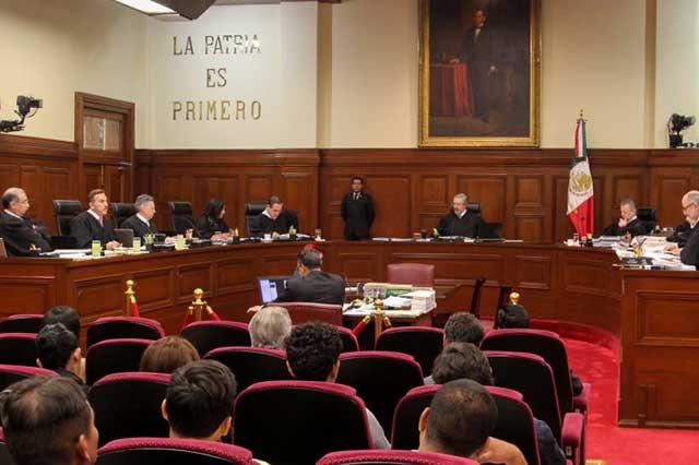 SCJN niega a Rivera suspensión provisional para que gobierno estatal asuma seguridad pública