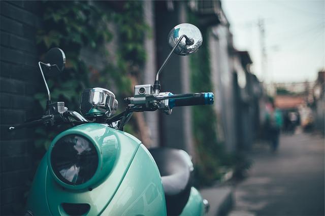 Robo de motos en México se dispara 124%