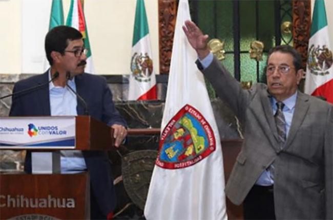 Muere por coronavirus secretario de Salud de Chihuahua