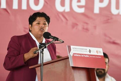 Aún no son los tiempos para hablar de aspiraciones: Karina Pérez