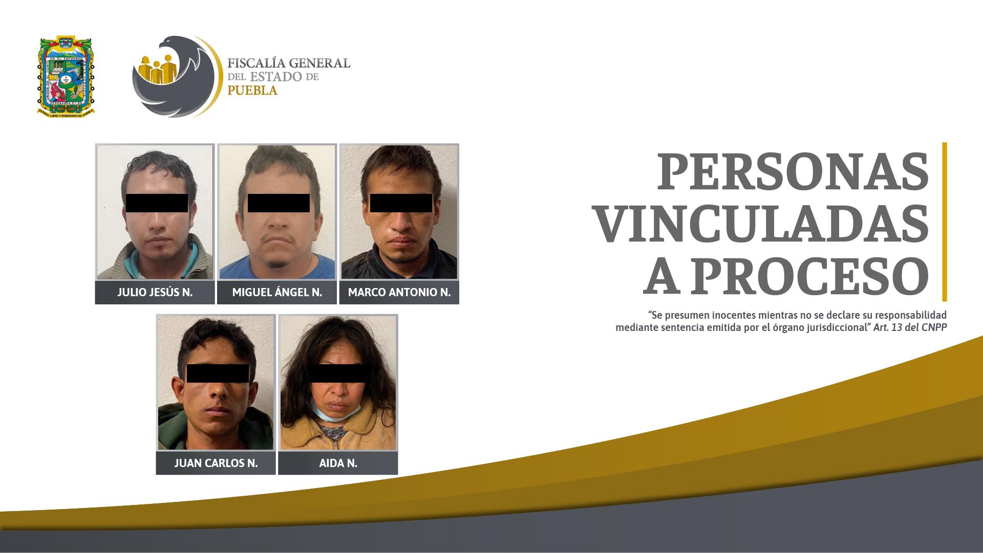 Cae banda que plagió y mató a dos jóvenes en Hueytamalco