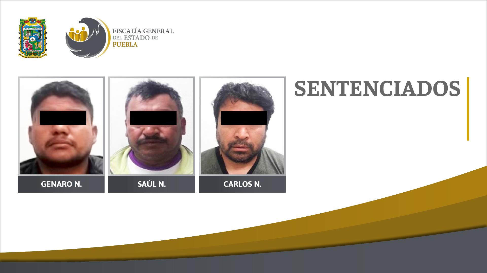 Secuestraron y mataron a un hombre en Teziutlán; les dan 40 años de cárcel