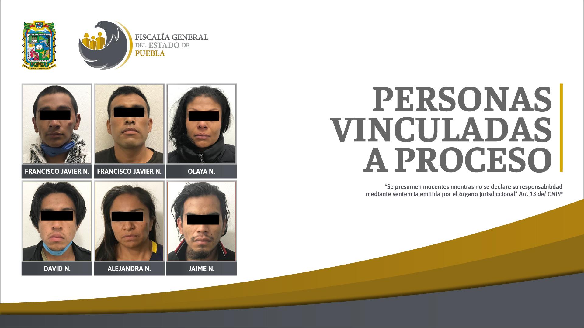 Cae banda de secuestradores en Cuautlancingo