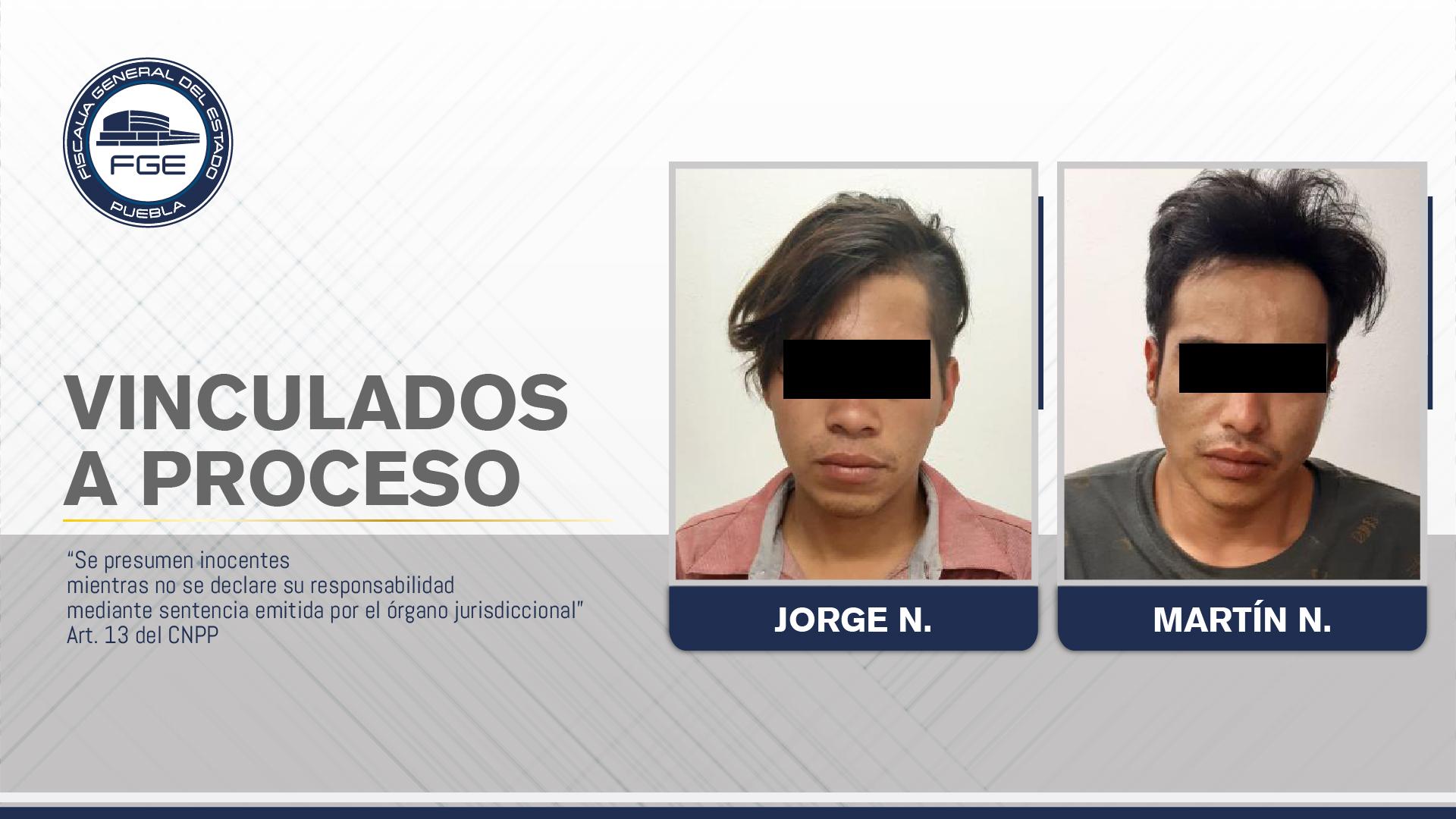 Por robo y secuestro caen dos veracruzanos en Libres