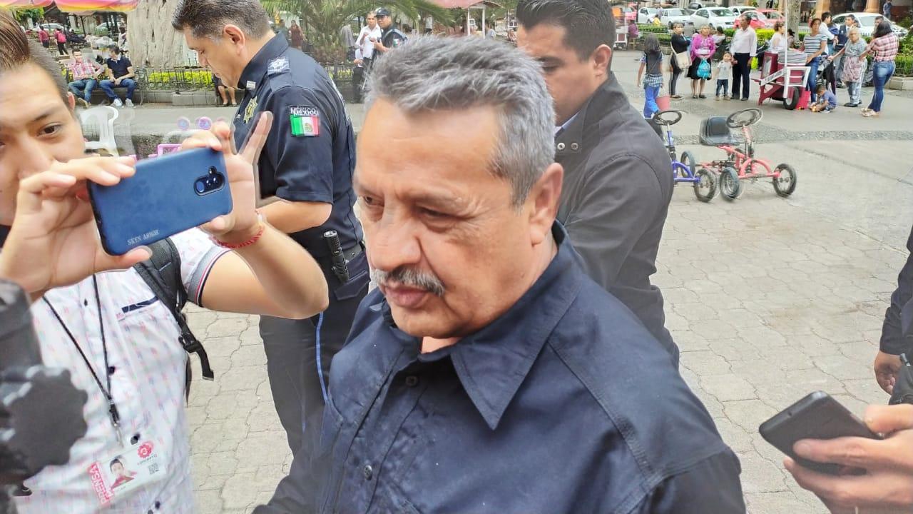 El huachicol mutó a otras formas de delinquir: Rivera García