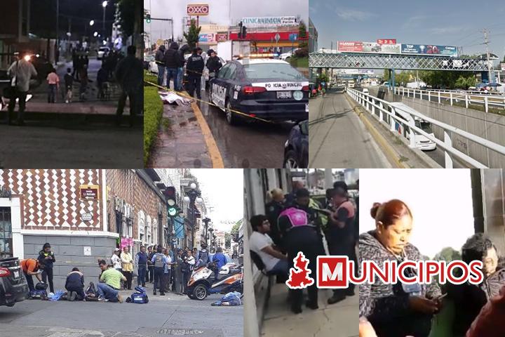 Semana de asaltos, asesinatos e intentos de secuestro en la capital