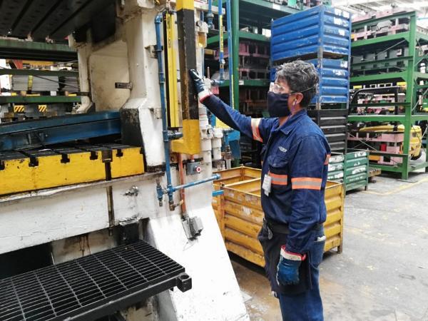 Inicia en Puebla Semana Estatal de Seguridad y Salud en el Trabajo