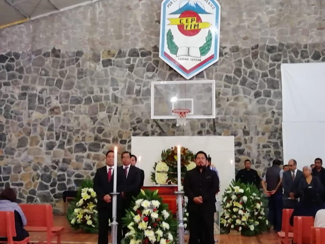 Fallece Delfino Bravo, prefecto de Centro Escolar en Chalchicomula