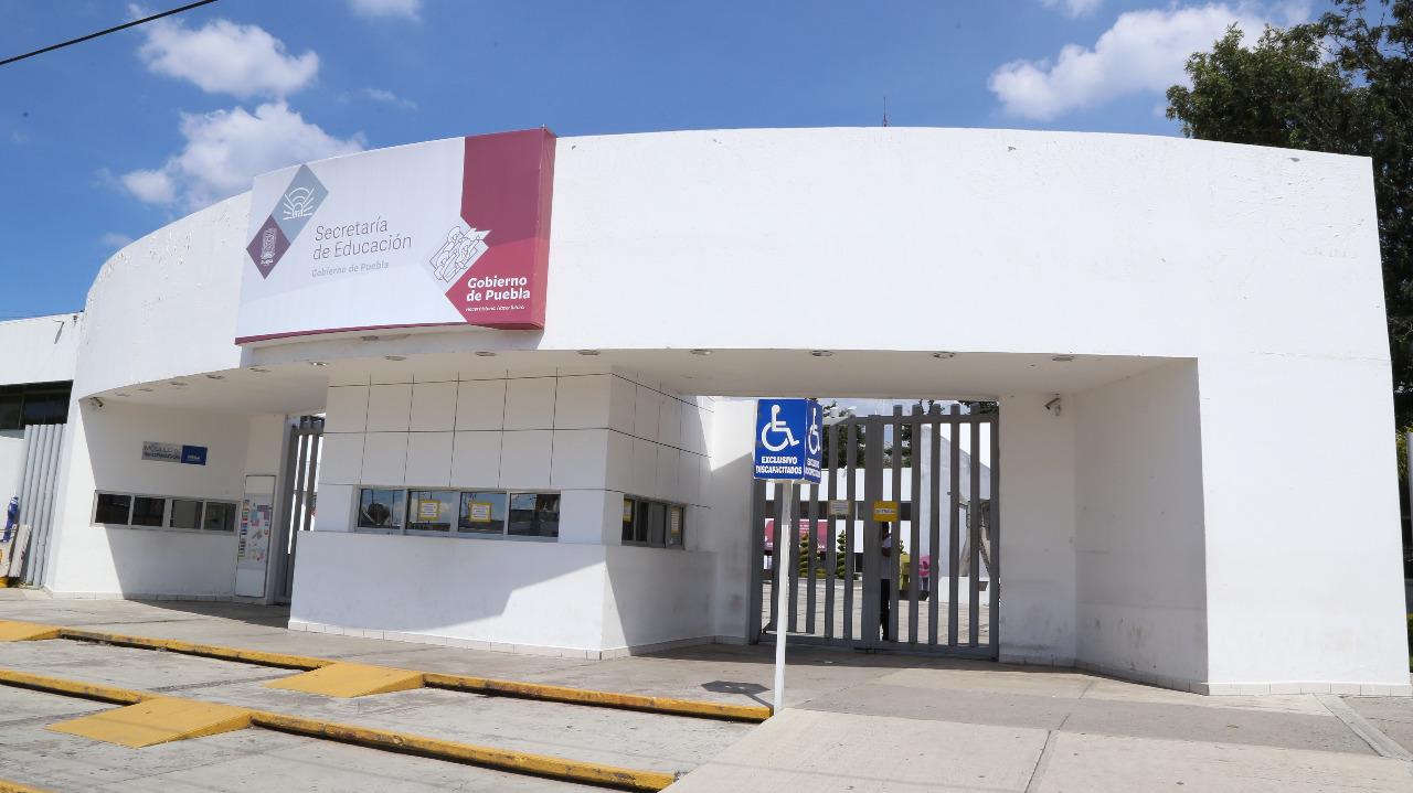 Garantiza SEP Puebla lugar para estudiantes de nuevo ingreso
