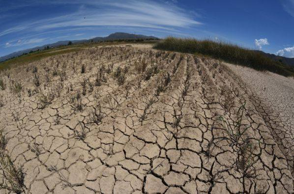 Hay sequía en el 84% del territorio de México