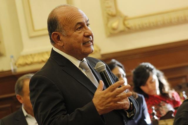 Sergio Vergara, nuevo secretario de Cultura en Puebla