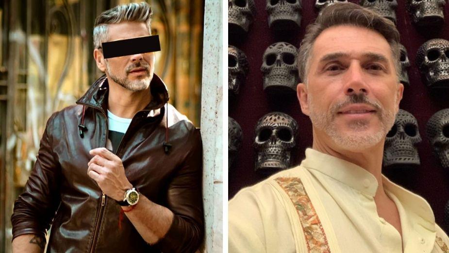 Todo el peso de la ley, dice Sergio Mayer sobre la detención del ex garibaldi