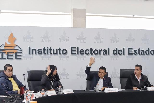 IEE aprueba candidaturas de Morena que cumplen con paridad de género