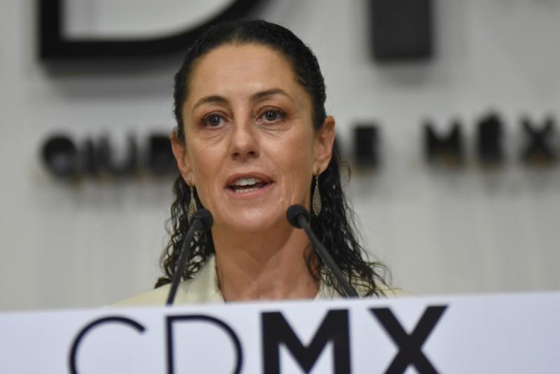 Falso que CDMX pase a semáforo verde: Claudia Sheinbaum