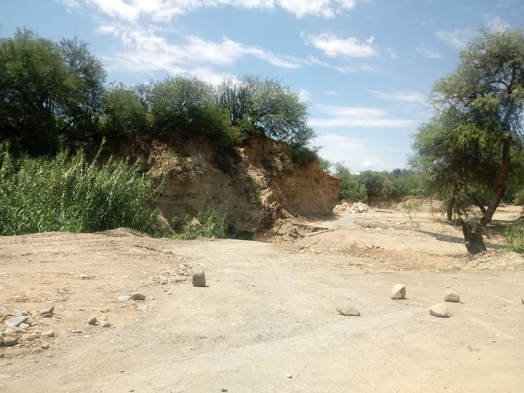 Colapsa puente en San Esteban Necoxcalco