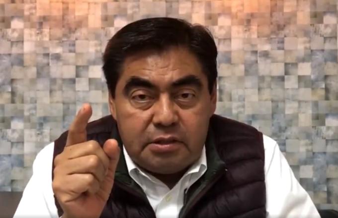 Impugnará Barbosa la elección en Puebla; acudirá al TEPJF