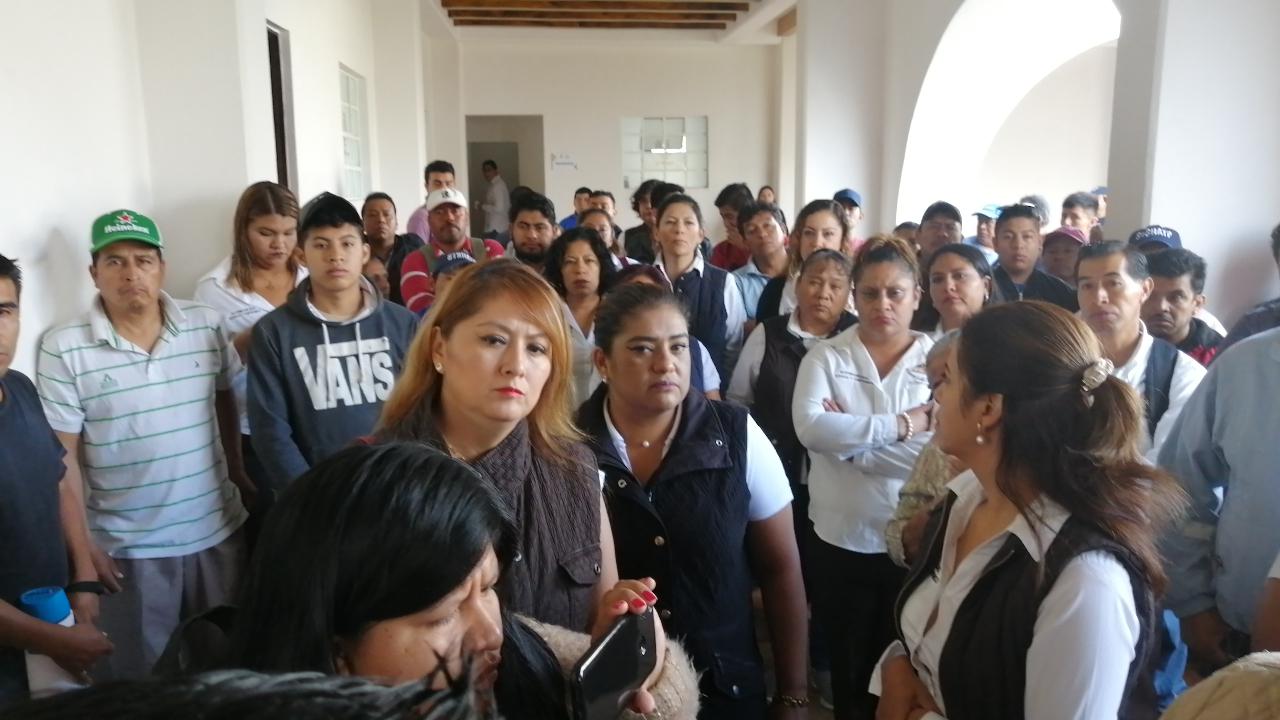 Posponen huelga del sindicato del Ayuntamiento en Tehuacán