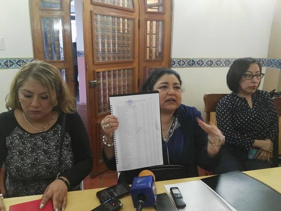 Cancela Tribunal de Arbitraje registro a líderes sindicales del Ayuntamiento de Tehuacán