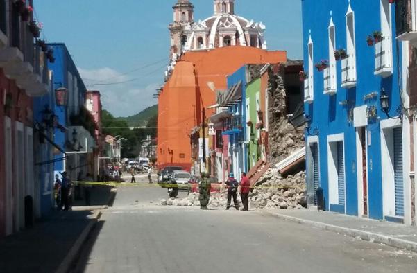 Por redes sociales advierten en Atlixco de temblor este 19 de septiembre