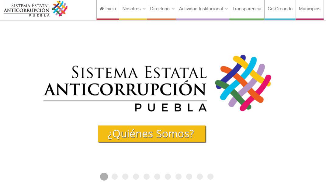 Anuncia Barbosa transformación del Sistema Estatal Anticorrupción