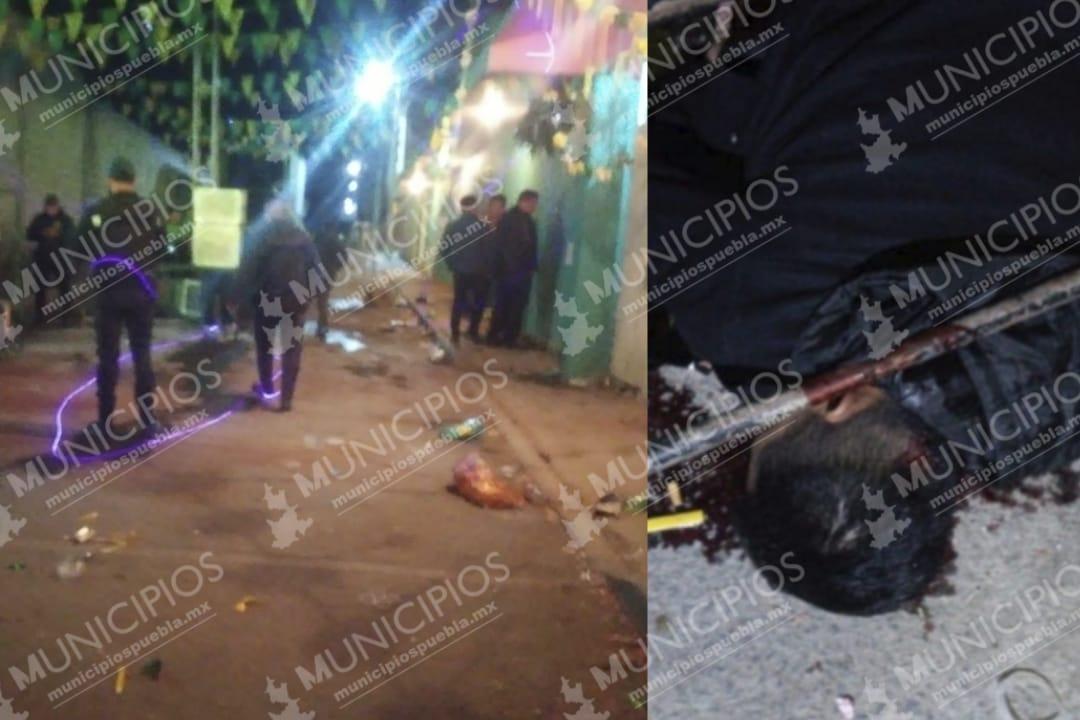 En baile por San Judas Tadeo ejecutan a sonidero en Cañada Morelos