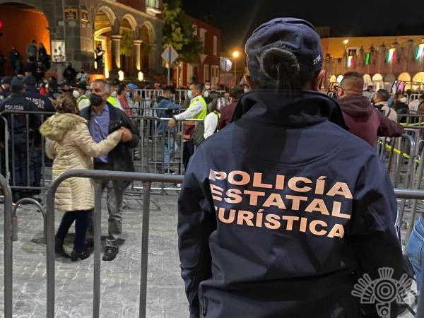 Reporta SSP saldo blanco por Festejos Patrios en Puebla