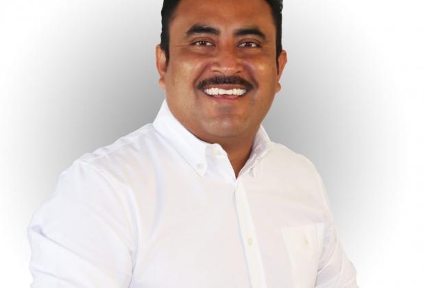 PRI designa a Raúl Marín como su candidato a la alcaldía de Huaquechula