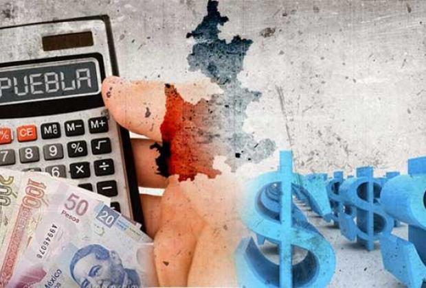 Reporta INEGI caída de 5.2% en Actividad Económica de Puebla