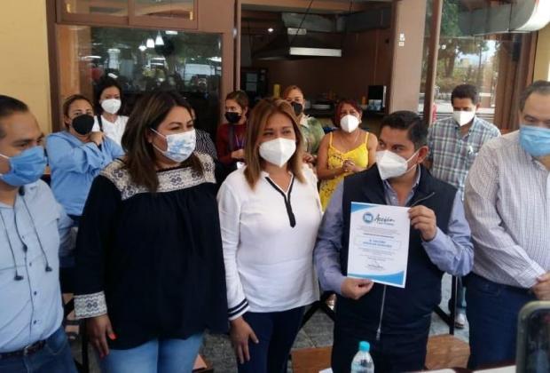 Alcalde prófugo de Ajalpan no dañará al PAN en las campañas: Huerta
