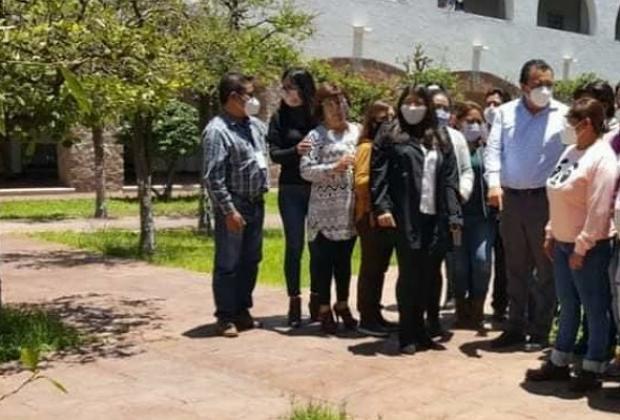 Edil de Tehuacán se olvida del covid19 y se arma cumpleaños