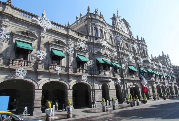 Niega gobierno de Claudia Rivera interferencia en paro de policías estatales