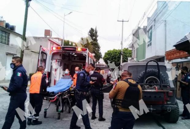 Balean a cuentahabiente y le roban 31 mil pesos frente a Plaza San Pedro
