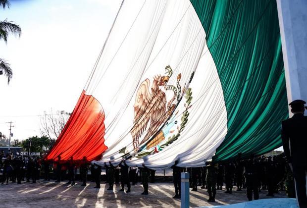 El verdadero jefe militar en México