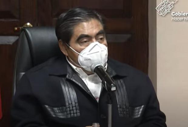VIDEO El Puebla no tendrá afición por aumento de covid: Barbosa