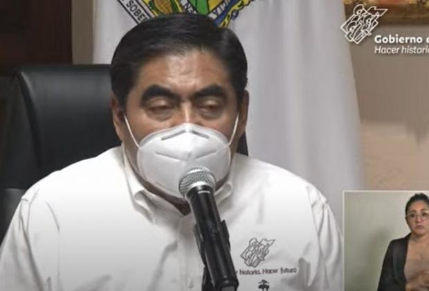 VIDEO Por fin, Puebla reporta solo 206 contagios y 9 decesos por covid19