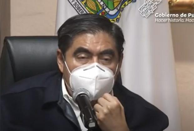 VIDEO Suben los casos activos de Covid-19 en Puebla a mil 327