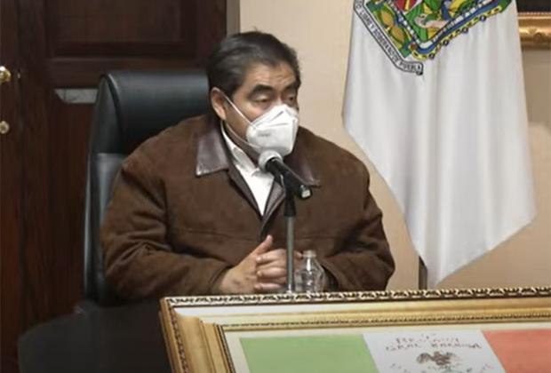 EN VIVO Puebla rebasa los 40 mil casos positivos de coronavirus