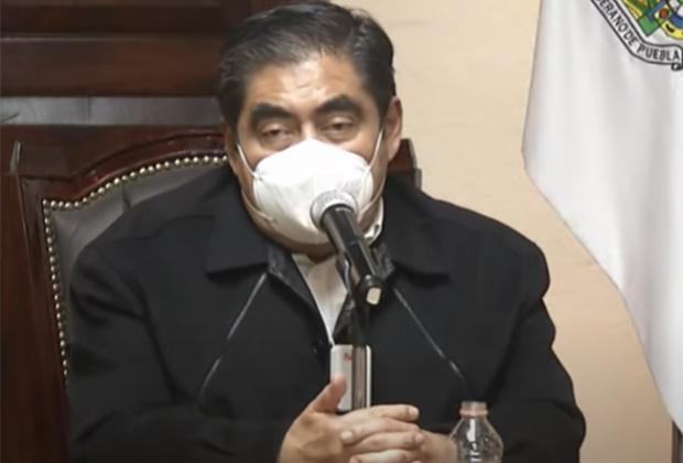VIDEO Puebla tiene 355 casos positivos de covid diarios en promedio: SSA