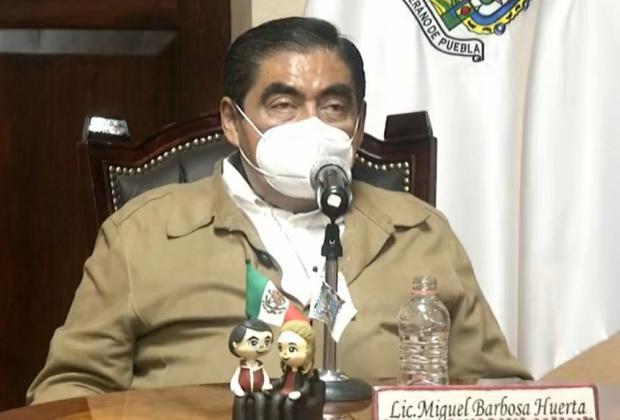EN VIVO Puebla registra solo 10 casos de Covid en 24 horas
