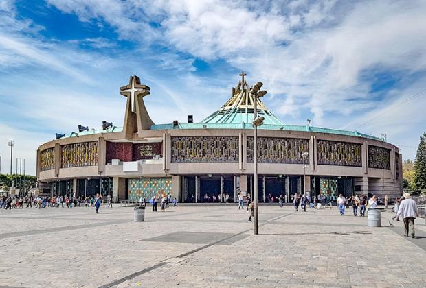 Basílica de Guadalupe estará cerrada durante su festividad