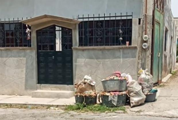 Huaquechula se queda sin servicio de recolección de basura