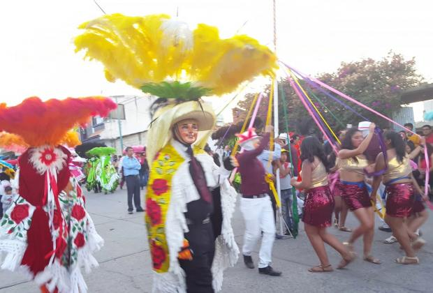 Cancelan carnaval de San Lorenzo Teotipilco en Tehuacán