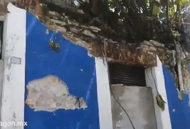 250 inmuebles del CH tienen riesgo de colapso: Protección Civil