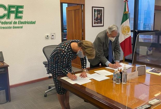 La canadiense TC Energía acabará el gasoducto Tuxpan-Puebla-Tula