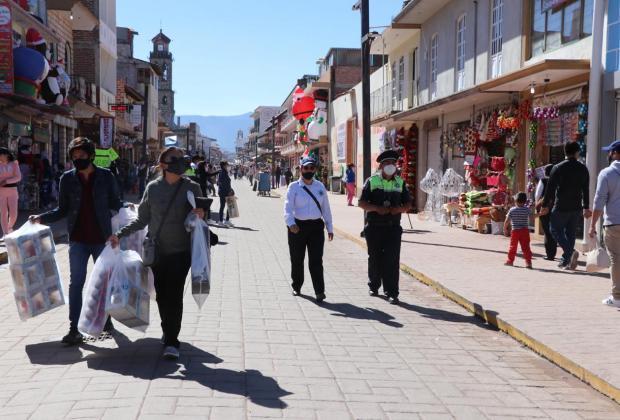 Turismo, motor de reactivación económica en Chignahuapan: Tirado